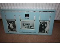 Umbra Trapeze Hanging Photo Display - New in Box £8 ono