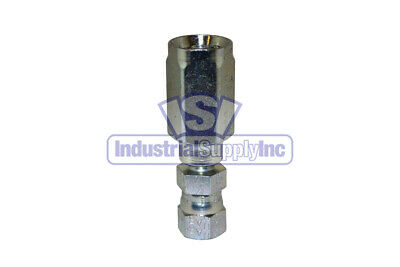 Hydraulic Fitting Reusable 14 Hose I.d. X 14 Female Jic 100r2at Hose