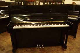New traditional style upright piano - UK delivery available