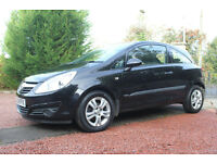 2008 Vauxhall Corsa Breeze 1.2 Manual 3 door