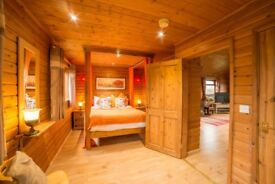 Westfield Country Park Luxury Log Cabins In Hull East Yorkshire