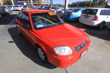2005 Hyundai Accent Hatchback Beaconsfield Fremantle Area Preview