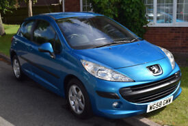 I sell Peugeot 207 1.4 petrol in good condition