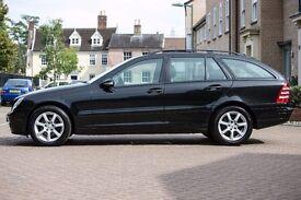 £2120 Mercedes C180 estate 2007