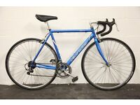 "Classic Men's Claud Butler Racing Road Bike - 22.5"" - 12 Speed - New Parts & Serviced"