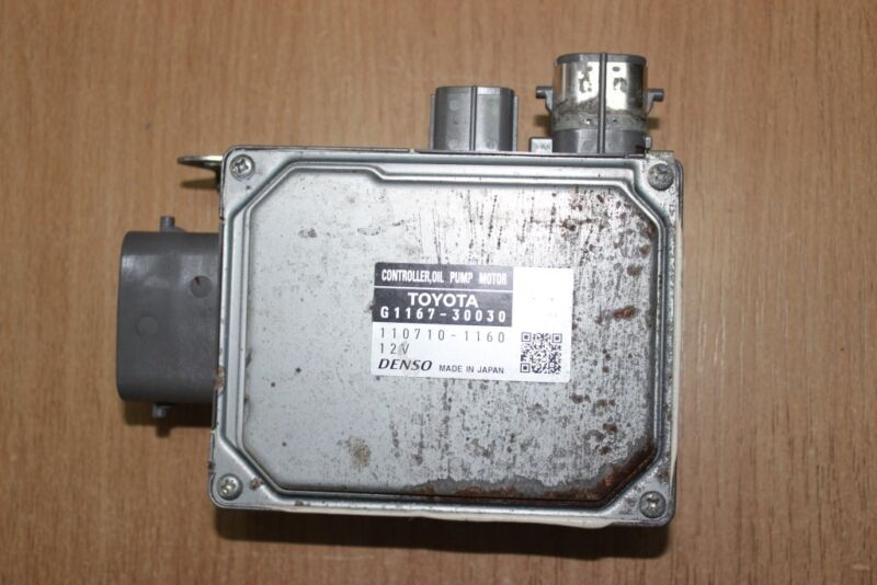 2013 LEXUS GS 450H GWL10 / OIL PUMP MOTOR CONTROLLER G1167-30030