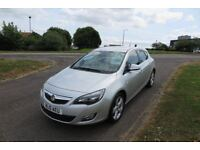VAUXHALL ASTRA 1.6 SRI,2010,Alloys,Air Con,Cruise Control,Low Mileage,Very Clean Inside and Out
