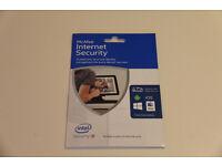 McAfee Internet Security Anti-virus