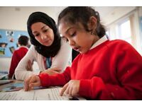 Become a Reading Volunteer in a Northampton primary school
