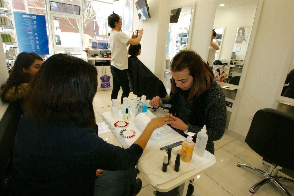 image 1 of 7 salon manager description