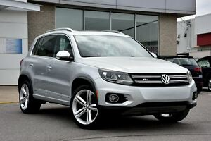 2013 Volkswagen Tiguan Highline R-Line / TOIT PANO / ROUES 19''