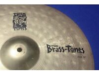 Paiste Tribal Tones / Brass Tones 18 inch Ride Cymbal