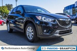 2014 Mazda CX-5 GS. ROOF. NAVI. BACKUP CAM. PWR SEAT. ALLOYS