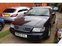 Audi A6 (Spare and Repairs)
