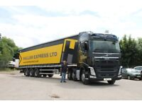 LGV 1 driver - Nights & Days Required. Staveley Depot