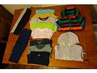 Baby boy clothes 12 - 18 months