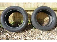 Tyres 2 Continental ContiPremium Contact 205/55/R16