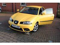 2007 Seat Ibiza 1.4 TDI Reference Sport