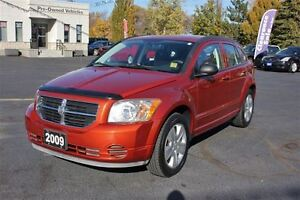 2009 Dodge Caliber SXT Low K's Cruise Control, CD/MP3 Windsor Region Ontario image 3