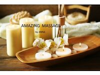 Amazing Massage IN and OUT