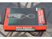 Mini Sound Level Meters