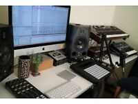 One-to-One Music Production Lessons - Learn how to produce electronic music with Ableton Live.