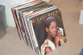 """120 x 12"""" Disco / Soul / Funk Vinyl Collection 1970's - 80's QUALITY RECORDS"""