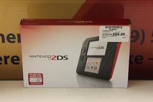 Console Nintendo 2DS -Instant Comptant-