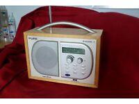 "PURE ""EVOKE - 1"" HIGH QUALITY DAB DIGITAL RADIO - GREAT SOUND!"