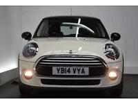 MINI HATCH COOPER 1.5 COOPER 3d 134 BHP (white) 2014