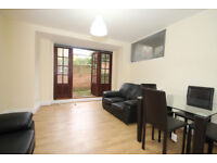 Lovely two bedroom apartment within a detached house with large private garden in Finsbury park