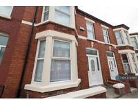 4 bedroom house in Alderson Road, Wavertree, L15 (4 bed)