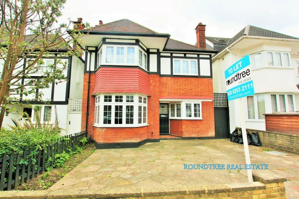 4 bedroom house in Shirehall Park, Hendon, NW4