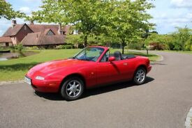1990 Mazda MX-5 1.6 (Eunos) For Sale