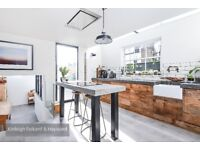 ** Spectacular architecturally designed two bedroom flat with private terrace, Parolles Road, N19 **