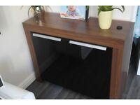 cupboard and tv stand