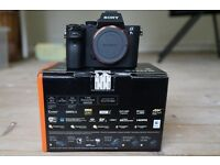 Sony Alpha A7II A7 II ILCE-7M2. 507 Shutter Count. Body Only. Boxed, used twice, Mint.