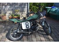 Sinus trickster 125 – customised. On/off road hog. 1 year MOT.
