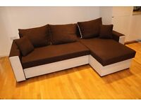 L Shaped Sofa Bed with ample storage ***PRICE NEGOTIABLE***