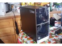Gaming PC, intel 4th gen Haswell Core i3-4170 3.7GHz, 8GB RAM, 1TB, NVIDIA GT630 GPU, Win 10, HP 500