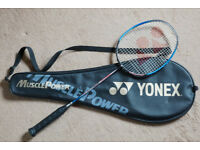 Badminton racket / raquet, nice quality and only lightly used
