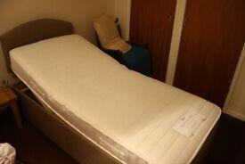Eden Comfort Electric Single Bed