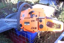 For Sale brand new petrol 44cc 20inch bar chainsaw never been used.