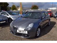 2011 Alfa Romeo Giulietta 1.6 JTDM-2 Lusso 5dr / Diesel / FINANCE AVAILABLE / HPi CLEAR