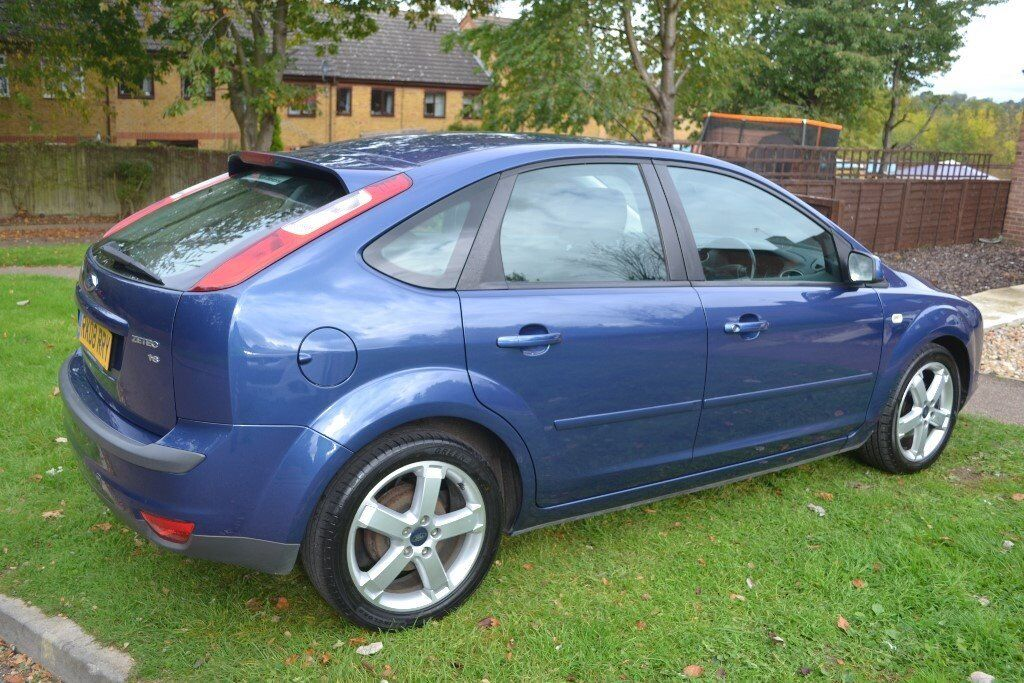 2008 FORD FOCUS 1.8cc CLIMATE 1 OWNER