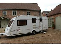 Elddis Avante 524 (4 Berth ) caravan 2005