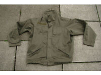 Olive Drab Austrian Army ALPINE Combat Jacket in Size Large