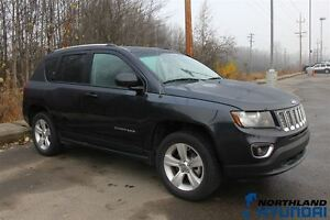2015 Jeep Compass /High Altitude/4x4/Heated Seats/Leather/AUX Prince George British Columbia image 4