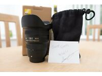 Nikon Nikkor 18-35 AF-S wide angle Lens - Fantastic Condition, No damage/dust/fungus !REDUCED PRICE!