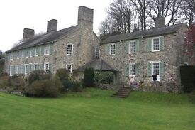 Experienced energetic Housekeeper wanted to help manage six bedroom rural family home